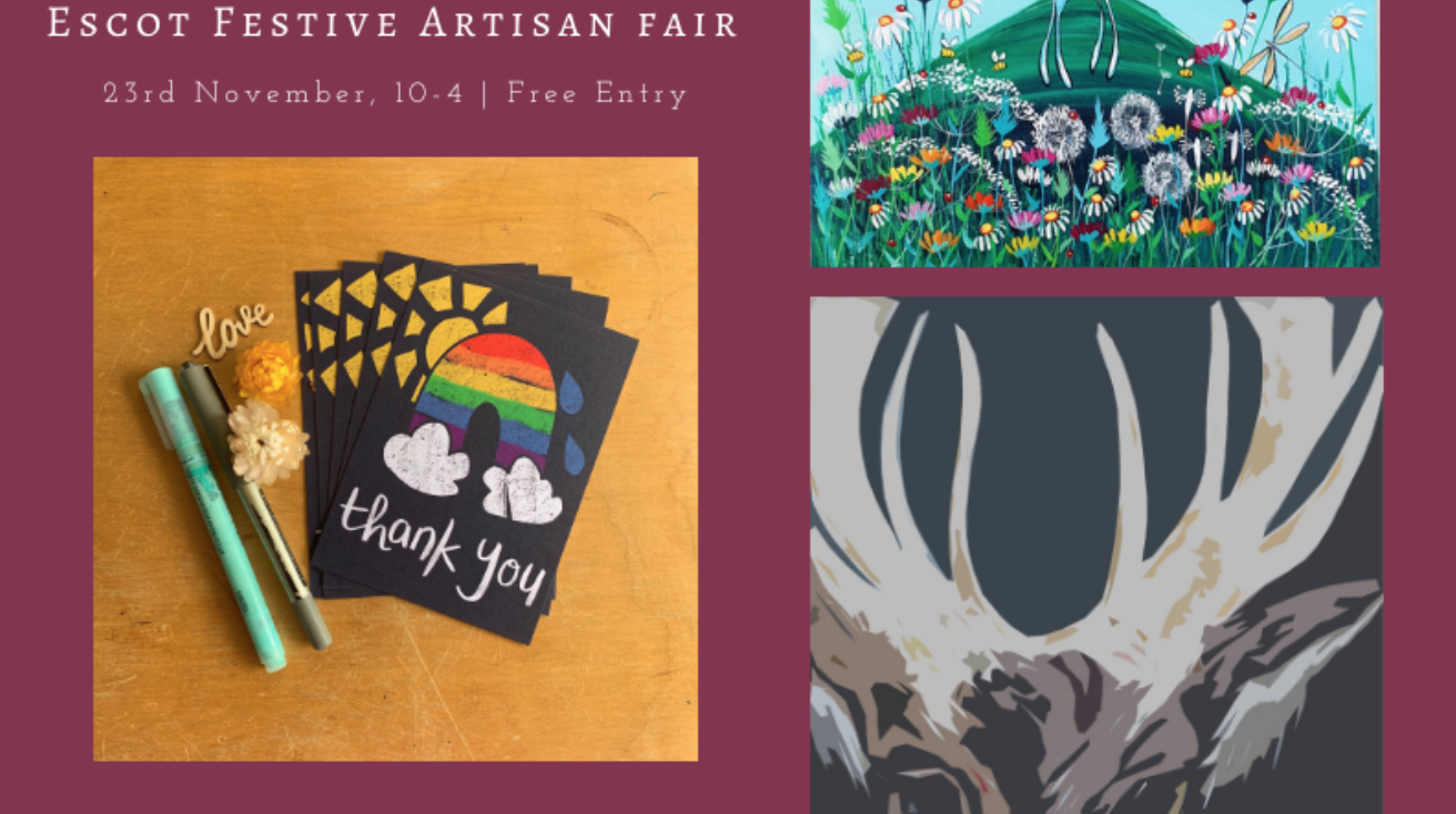 Artisan Fair 2019 Escot