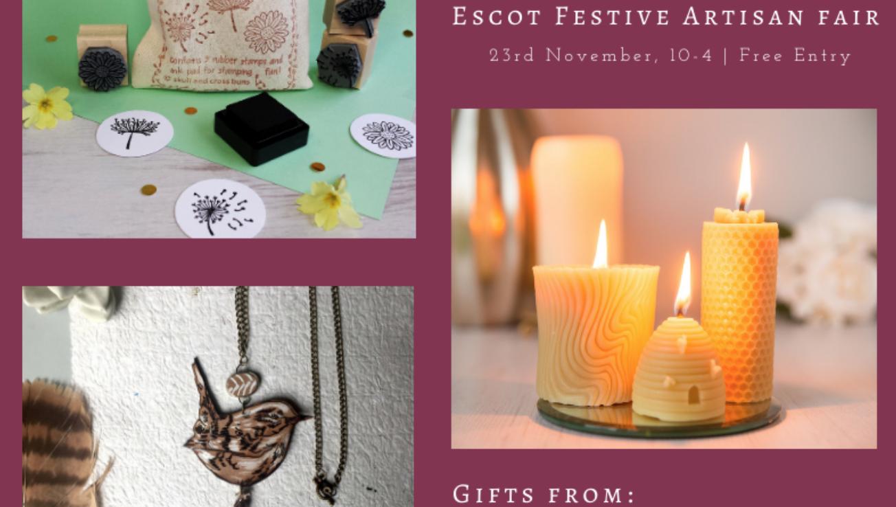 Artisan Fair 2019 Escot