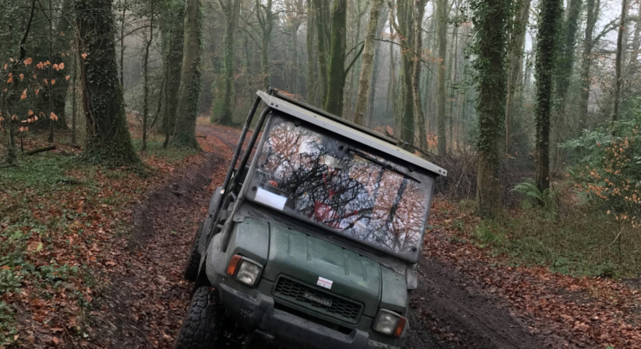 Experience Adrenalin Off-Road