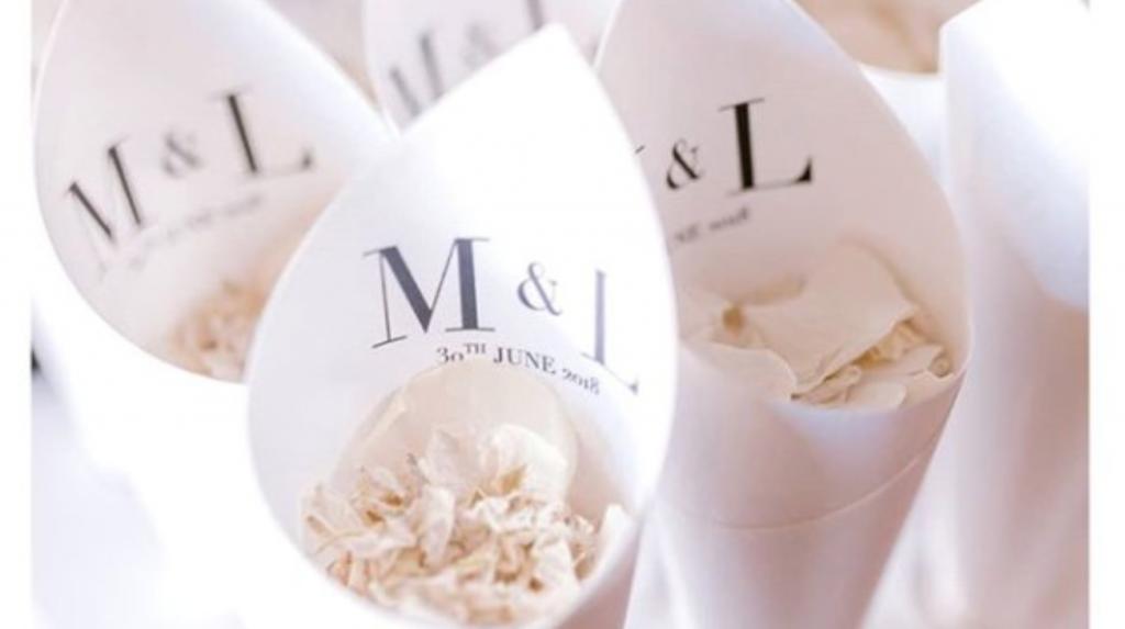 Guest Blog - Confetti Cones