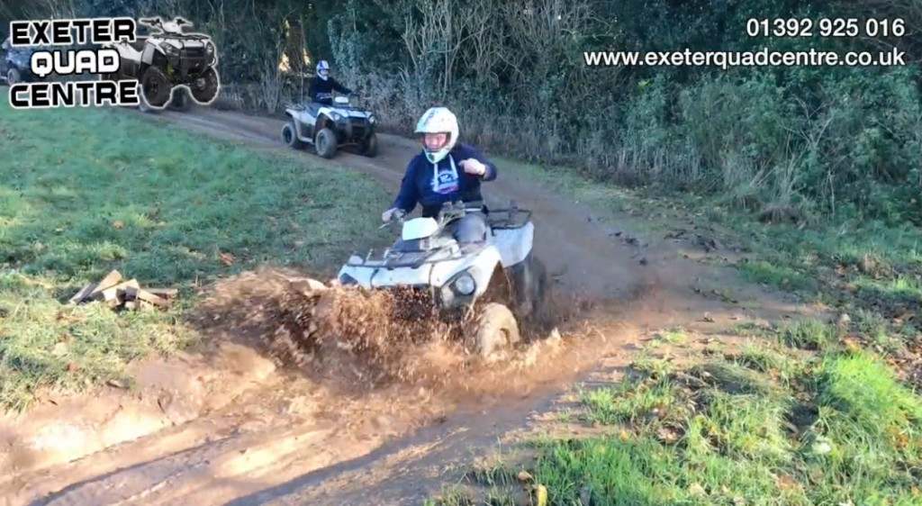 Activity Days - Quad Biking