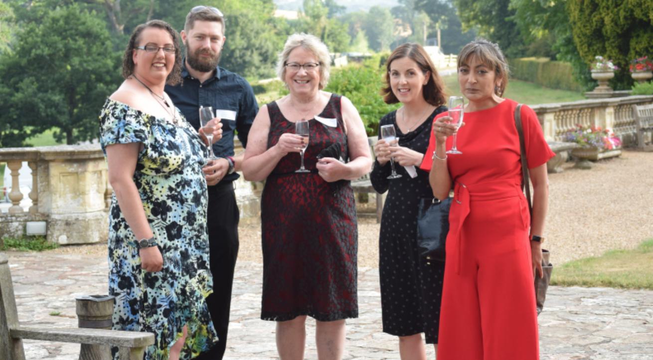 373 Awards at Escot House