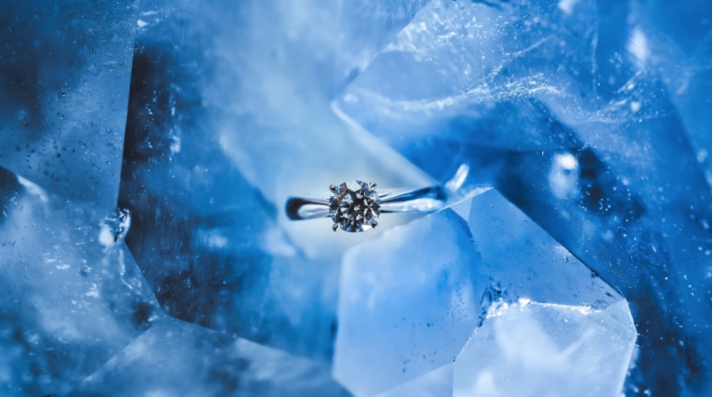 Popping the question at Christmas