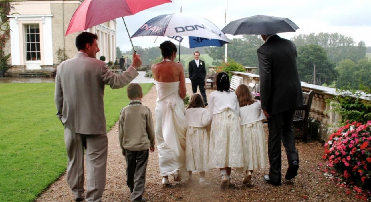 Escot Winter Weddings