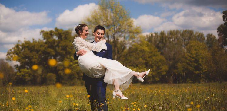 Escot wedding devon